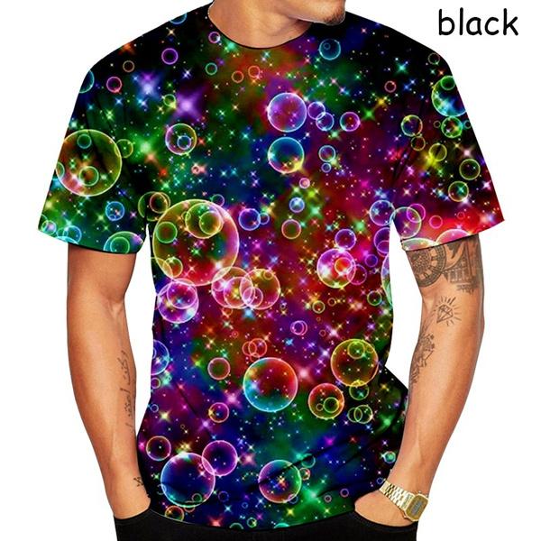 Funny, Fashion, Shirt, Colorful