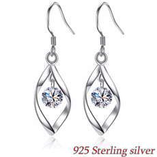 Sterling, 925 sterling silver, Jewelry, Crystal