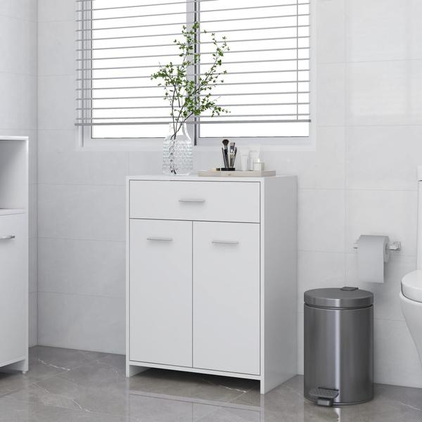 Bathroom, black, bathroomcabinet, chipboard