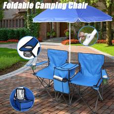 Blues, foldingfishingchair, Medium, Umbrella