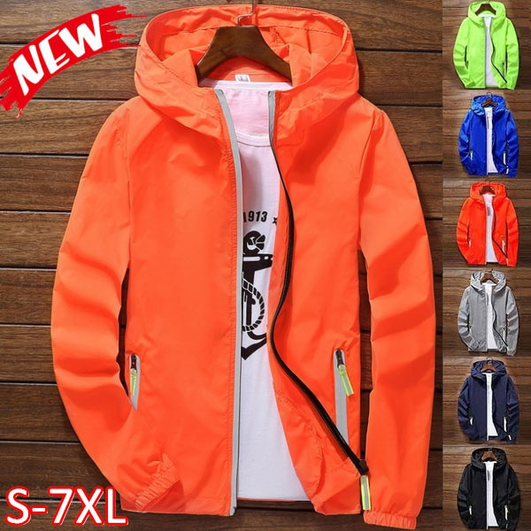 Summer, waterproofcoat, Fashion, Coat