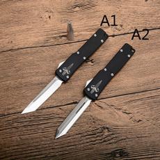 Steel, Mini, outdoorknife, Hunting