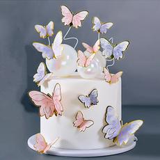 butterfly, happybirthday, birthdaycake, Baking
