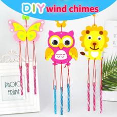 cute, materialpackage, windchime, originality