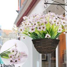 Home & Kitchen, Outdoor, gardendecorflower, silkflowerhead