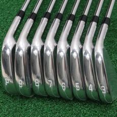 Set, Golf, Club, 8pc