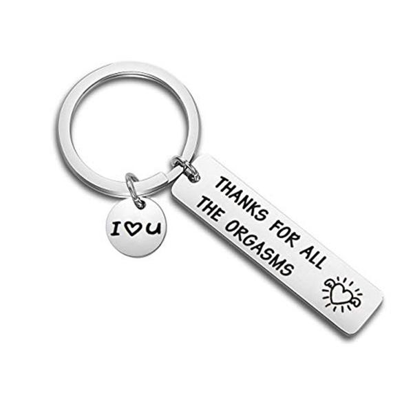 Funny, Key Chain, couplekeychain, Gifts