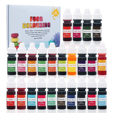 foodcolor, rainbow, Kitchen & Dining, foodcoloring