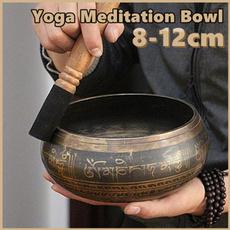 yogabowl, Copper, Yoga, handpercussion