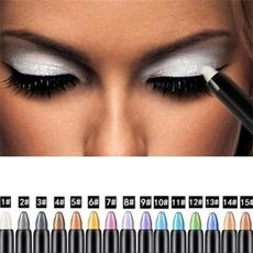 pencil, Eye Shadow, colorfuleyeliner, longlastingeyeliner