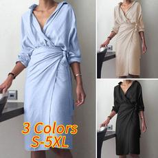 dressesforwomen, Shirt, Sleeve, shirt dress