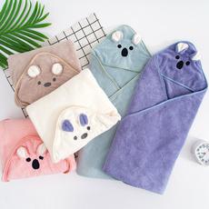newbornbathtowel, infanttowelsblanket, babybathtowelwithhat, Towels