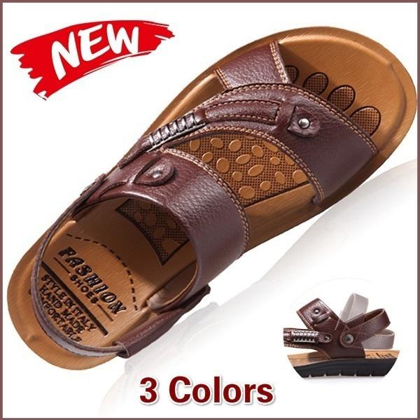 Summer, Sandals, cow, cowleathershoe