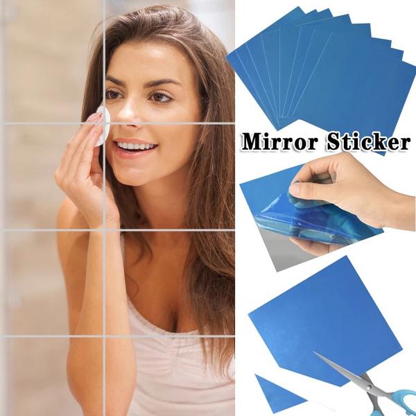Decor, Mirrors, Home Decor, 3ddecal