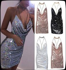 Mini, Club Dress, Fashion, Jewelry