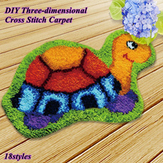 Home & Kitchen, crocheting, latchhookrugkitsforadult, Home Decor