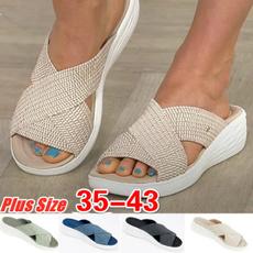 Summer, Flip Flops, Fashion, Outdoor