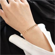 womensgiftbracelet, Bracelet, noblehighcoldbracelet, Pearl Bracelet