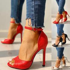 Summer, Fashion, Womens Shoes, Stiletto