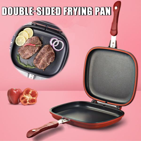 Cooking Utensils, Grill, doublesidedfryingpan, Baking
