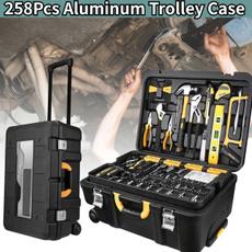 case, werkzeugkoffer, impactwrench, Aluminum