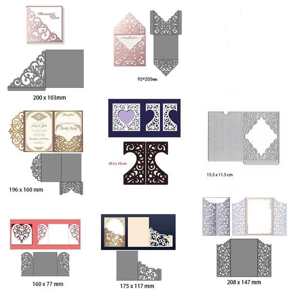 diesscrapbooking, carddiycraft, diesforembossingfolder, Metal