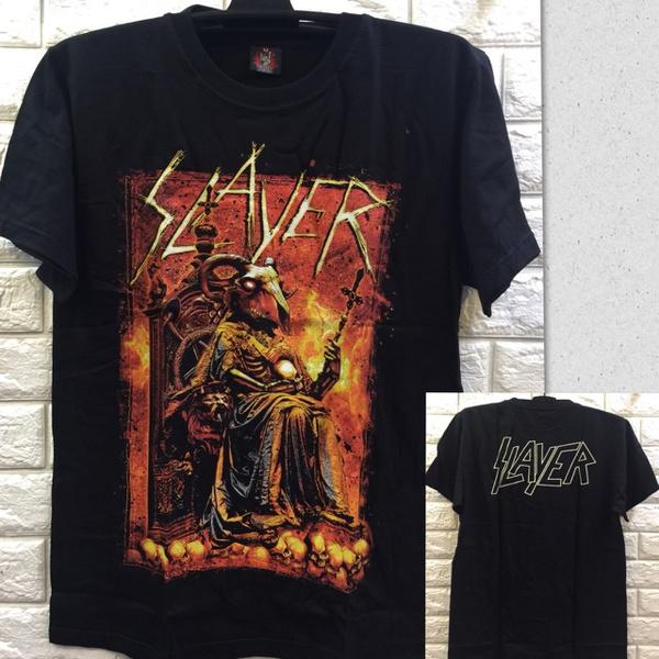 slayer, Band, Fashion, Shirt