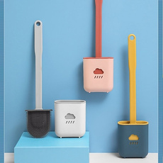 toiletborstel, wc, creatieve, Silicone