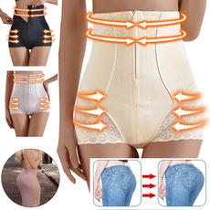 Underwear, Plus Size, ladiesshapingpantie, hipliftingpantie
