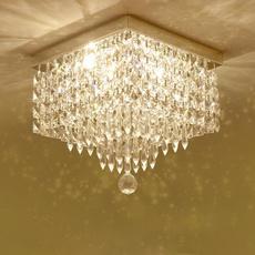 Modern, chandeliercrystal, lustre, plafondlamp