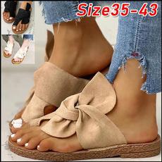 Summer, Flip Flops, Moda, Womens Shoes