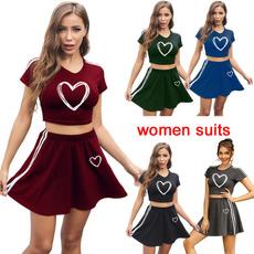 slim dress, summer t-shirts, crop top, Fashion