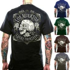 tattoo, Goth, Fashion, skull