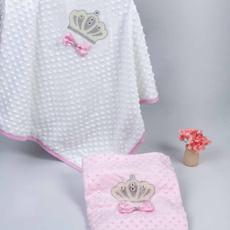 King, Baby Girl, Princess, Blanket