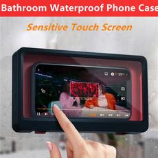 case, water, Bathroom, showerphoneshelf