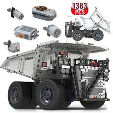 building, Boy, Toy, Remote