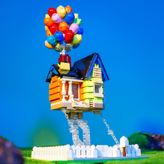 Girlfriend Gift, Toy, blockhouse, house