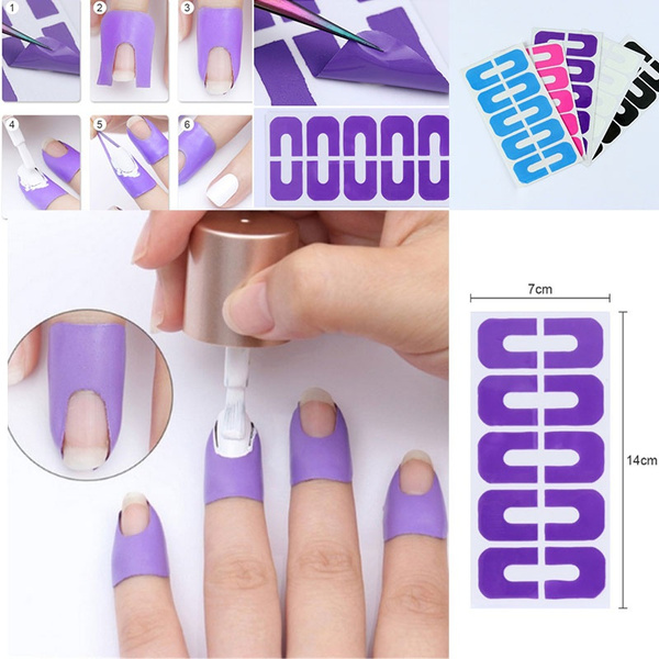 nail stickers, Beauty, Simple, Nail Polish