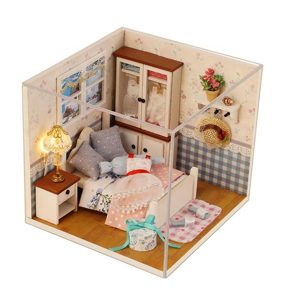 miniaturehousekit, Toy, Christmas, Gifts