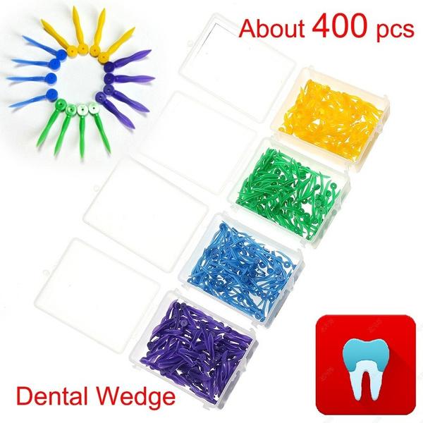 teethwedge, wedge, oralcare, plasticarcconcavedesignwedge