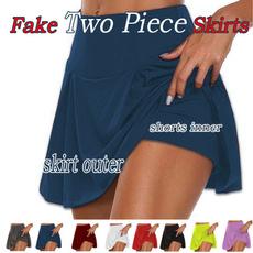 Fashion Skirts, faketwopiece, Golf, Hiking