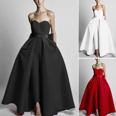 sleeveless, Strapless Dress, Plus Size, tunic
