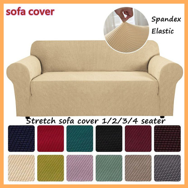 couchcover, Elastic, Home & Living, Cover