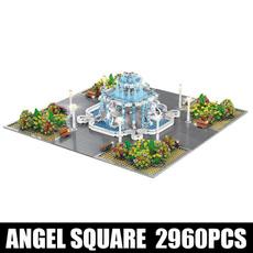 building, mould, Square, led
