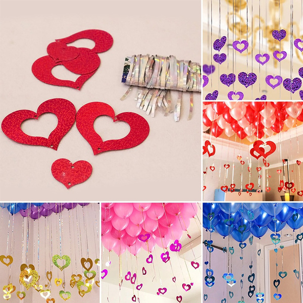 Heart, Wedding, balloonstringandweight, Laser