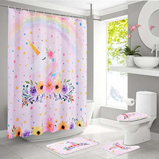 rainbow, Bathroom, Bathroom Accessories, bathroomdecor