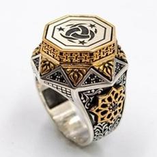 Sterling, Fashion, wedding ring, Silver Ring