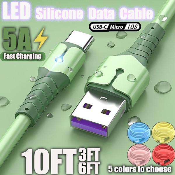 Mini, usb, Silicone, charger