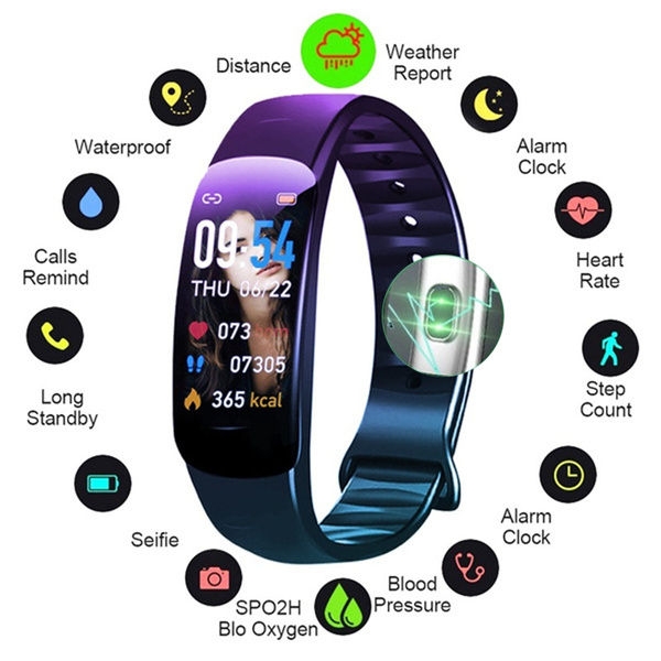 smartband, Heart, Jewelry, Colorful