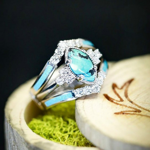 Sterling, Couple Rings, Fashion, 925 sterling silver